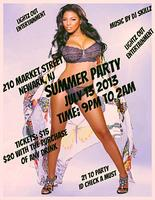The Biggest Summer Party In Newark NJ