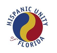 Hispanic Unity of Florida logo