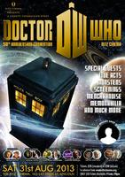 DOCTOR WHO 50TH ANNIVERSARY CONVENTION EVENT @TheRitzCinema