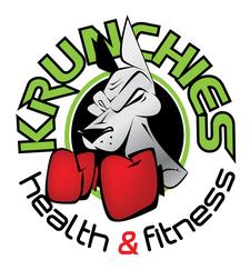 Krunchies Health & Fitness logo