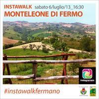 Instawalk a Monteleone di Fermo