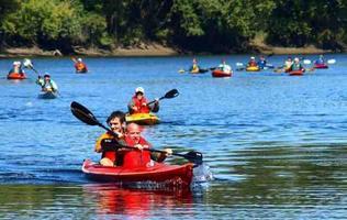 7th Annual Kayak-a-thon