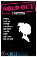 SOLD OUT: BENEFIT SHOW