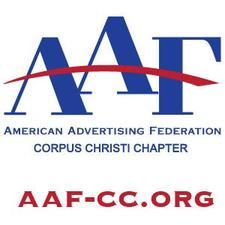 American Advertising Federation - Corpus Christi Chapter logo