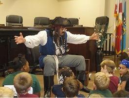 Jim Sparrow Pirate Life Event