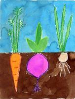 An Underground Garden (K-2)