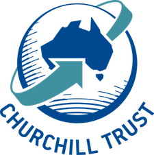 Churchill Trust logo