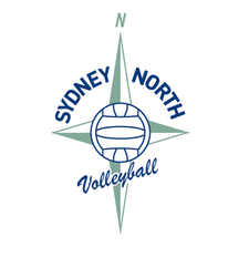 Sydney North Volleyball logo