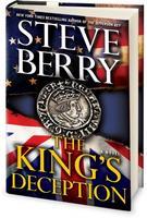 Steve Berry: The King's Deception Tour Reception &...