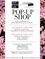 Pop-Up Event with Shop-e-Mode.com & CitizenMod.com