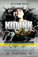 Kid Ink Live in Concert also featuring Main  Event