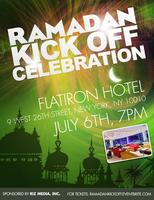 2013 Ramadan Kick Off Celebration