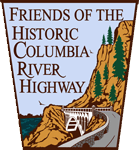 Friends of the Historic Columbia River Highway logo