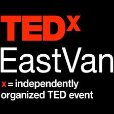 TEDxEastVan logo