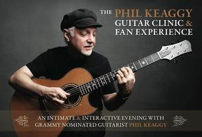 Phil Keaggy Guitar Clinic & Fan Experience