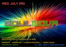 SOULNOVA 006 - Deep House Social Club