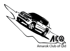 Amarok Club of Queensland logo