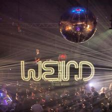 WEIRD logo