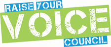 Raise Your Voice Council logo