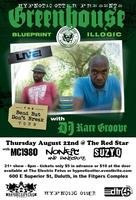 Blueprint and Illogic at The Red Star