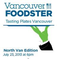 Tasting Plates *North Van Edition*