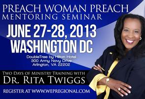 Preach Woman Preach - Washington DC  June 27-28