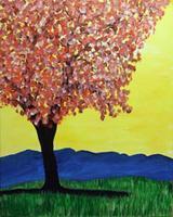 Cherry Blossoms - Johnny Carino's 4-3-12