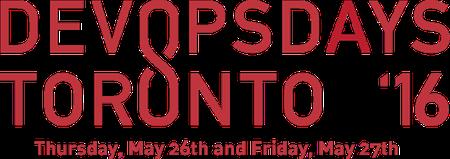 DevOps Days Toronto 2016