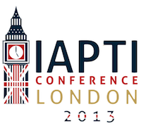 First IAPTI International Conference London 2013