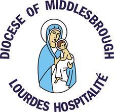 Middlesbrough Diocesan Lourdes Pilgrimage logo