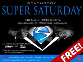 Beachbody Super Saturday