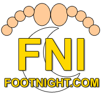 Footnight™  International logo