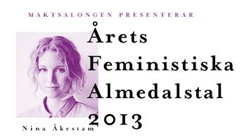 Årets feministiska almedalstal