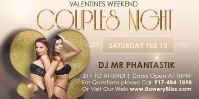 Bowery Bliss' Valentine's Weekend Party