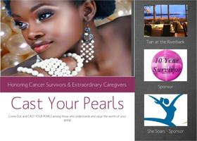 Cast Your Pearls - 2nd Annual Philanthropic Benefit Brunch