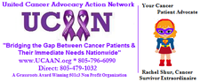 UCAAN - United Cancer Advocacy Action Network logo