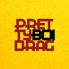 Pretty Boi Drag logo