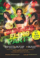 #SummerFling Party | 18+  | 6.19.13