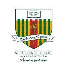 St Teresa's College, Abergowrie  logo