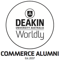 Deakin Commerce Alumni Professional Development Event