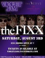 Violet Jam Presents: The Fixx