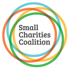 Small Charities Coalition logo