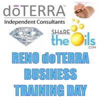 Share The Oils Reno Training Day