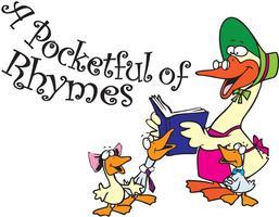 A Pocketful of Rhymes, SAT July 20, 1:00 pm
