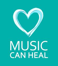 Music Can Heal logo