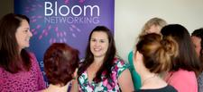 Bloom Networking logo