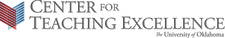 The Center for Teaching Excellence logo
