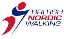 British Nordic Walking CIC logo