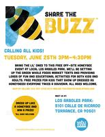 Whole Foods Market-- Kid's Club Share the Buzz Event