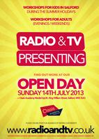 Radio & TV Presenting Open Day